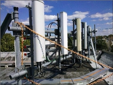 Rooftop Cell Site Upgrades Airwave Advisors