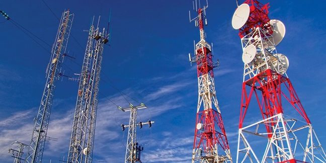 cell tower companies